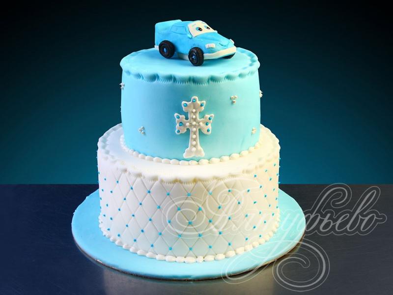 модели только фото торт на крестины мальчику парни
