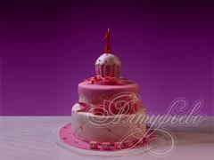 Тематический поиск торт на 1 годик