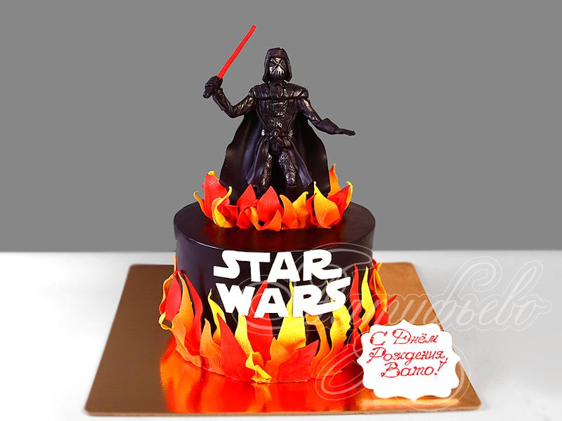 Торт звездные войны заказать фото