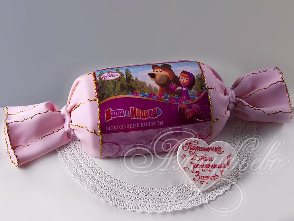 Торт «Конфетка»