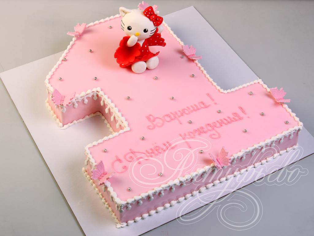 Заказать детский торт 321