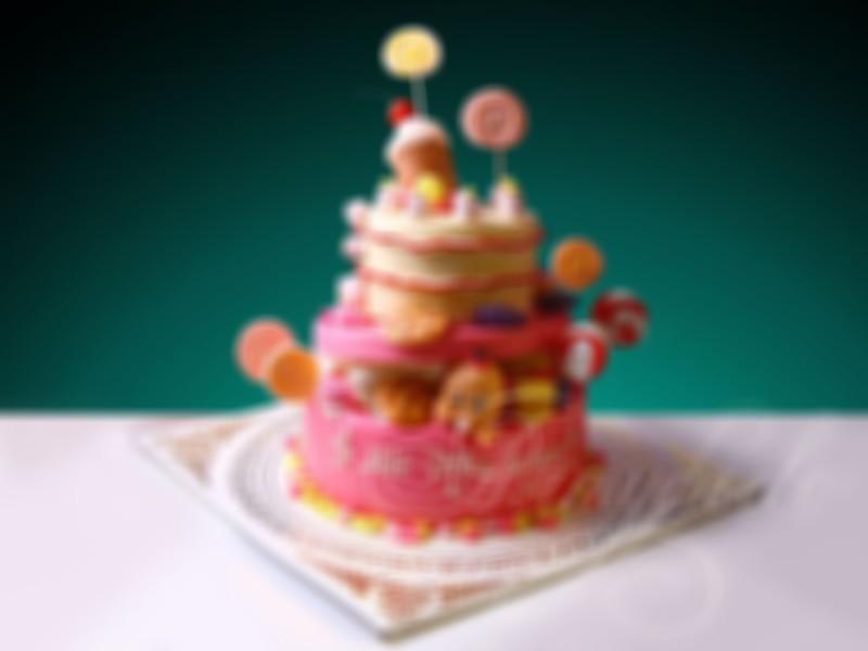 Каталоги и фото детских тортов