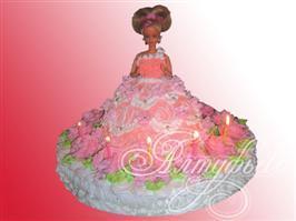 торт принцесса фото