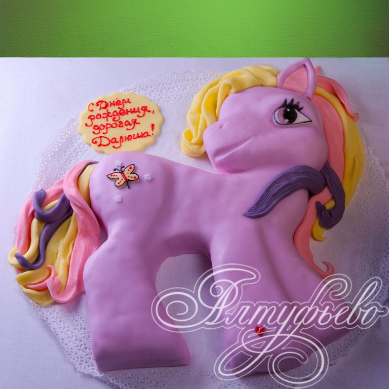 Оформить заказ на детский торт №210