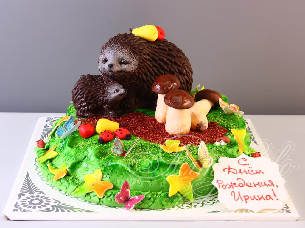 Оформить заказ на детский торт №287