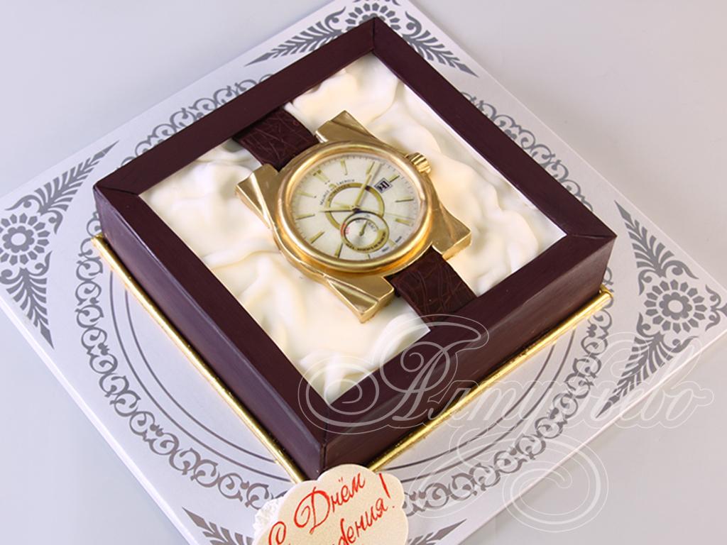 Торт часы фото