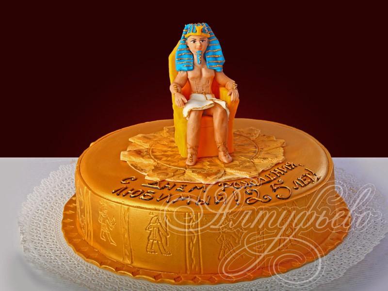 торт египетская пирамида фото