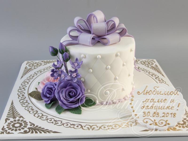 Фото красивых тортов для мамы
