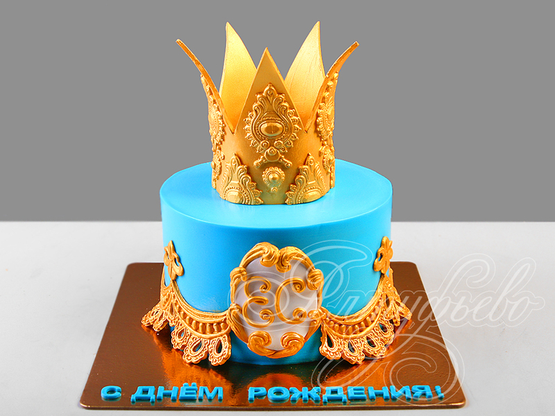Корона в виде торта фото