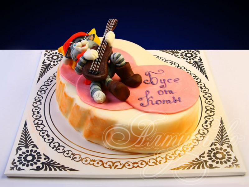 торт матроскин фото