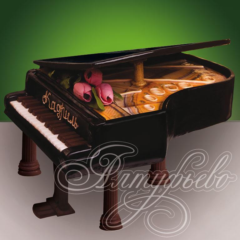 Торт музыка «Рояль для Маэстро»