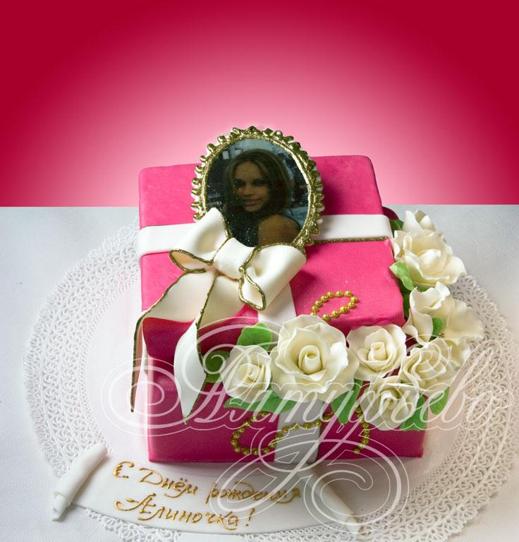 Подарочные торты на заказ фото