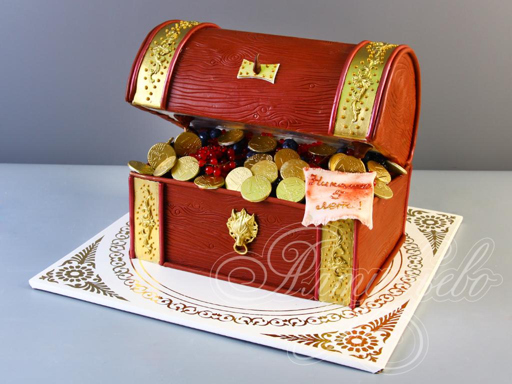Оформить заказ на подарочный торт №413