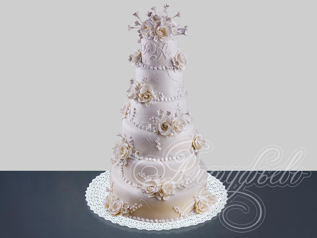 Торт «Башня счастья»