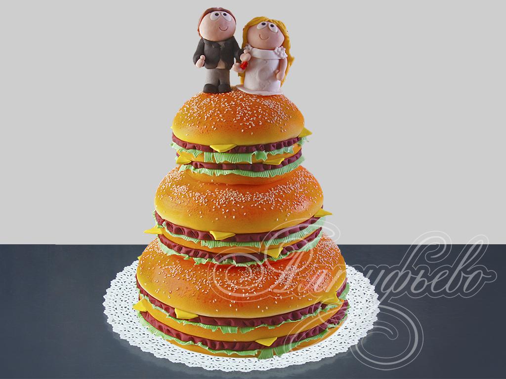 Торт свадьба из саус парка