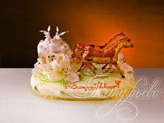 ТОП-100: Свадебный торт